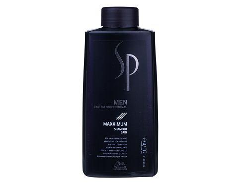 Wella SP Men Maxximum Shampoo 1000 ml šampon pro muže