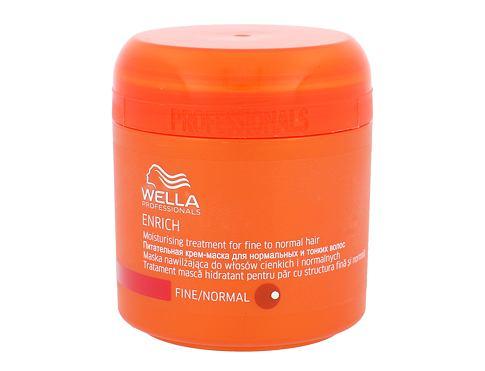 Wella Enrich Normal Hair 150 ml maska na vlasy pro ženy