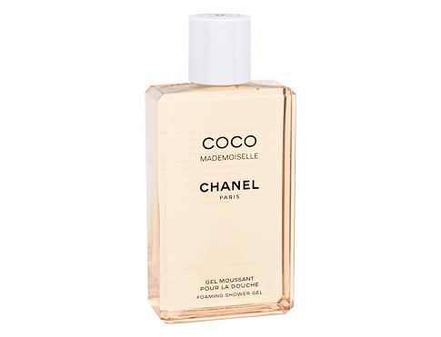 Chanel Coco Mademoiselle 200 ml sprchový gel pro ženy