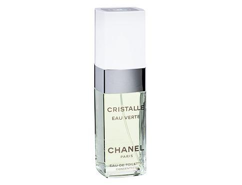 Chanel Cristalle Eau Verte 100 ml EDT Tester pro ženy
