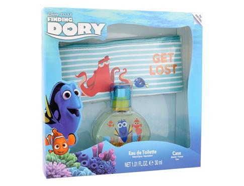 Disney Finding Dory EDT dárková sada unisex - EDT 30 ml + penál