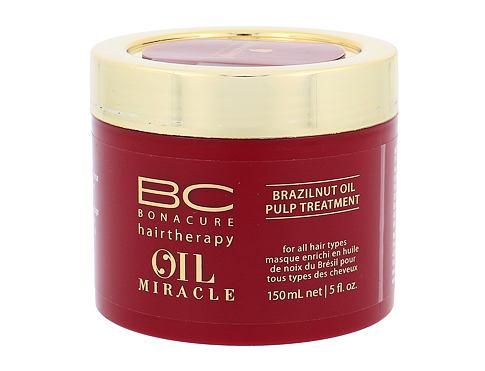 Schwarzkopf BC Bonacure Oil Miracle Brazilnut Oil 150 ml maska na vlasy pro ženy