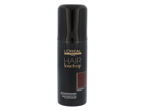 L´Oréal Professionnel Hair Touch Up 75 ml barva na vlasy Mahogany Brown pro ženy
