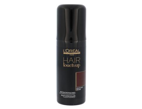 L´Oréal Professionnel Hair Touch Up 75 ml barva na vlasy Mahogany Brown pro ženy