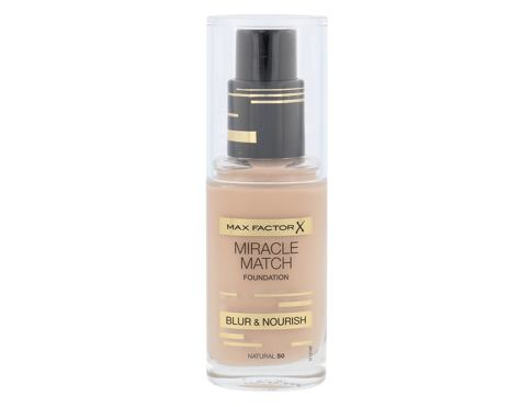 Max Factor Miracle Match 30 ml makeup 50 Natural pro ženy