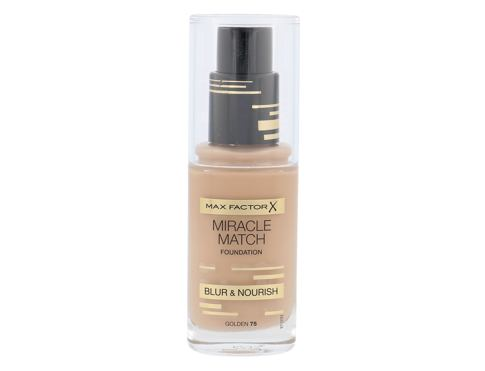 Max Factor Miracle Match 30 ml makeup 75 Golden pro ženy