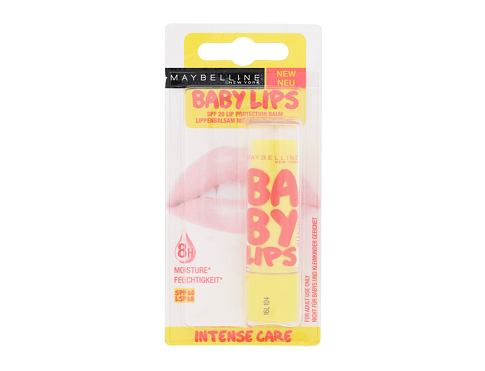 Maybelline Baby Lips SPF20 4,4 g balzám na rty Pink Punch pro ženy