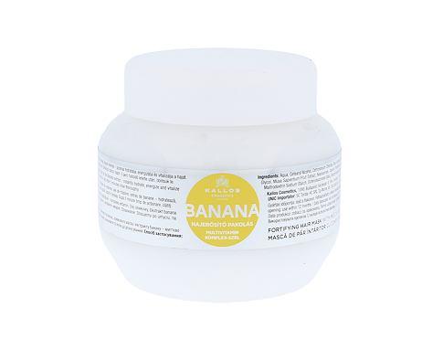 Kallos Cosmetics Banana 275 ml maska na vlasy pro ženy