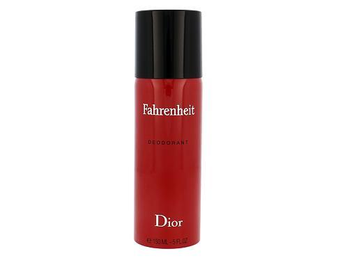 Christian Dior Fahrenheit 150 ml deodorant Deospray pro muže