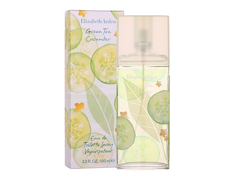 Elizabeth Arden Green Tea Cucumber 100 ml EDT pro ženy