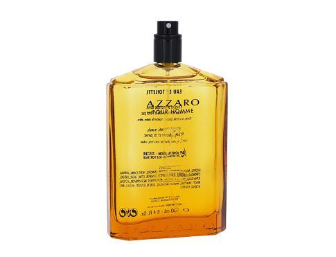 Azzaro Azzaro Pour Homme 100 ml EDT Tester Naplnitelný pro muže