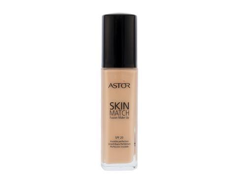 ASTOR Skin Match Fusion Make Up SPF20 30 ml makeup 100 Ivory pro ženy