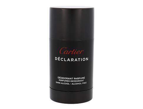 Cartier Déclaration 75 ml deodorant Deostick pro muže
