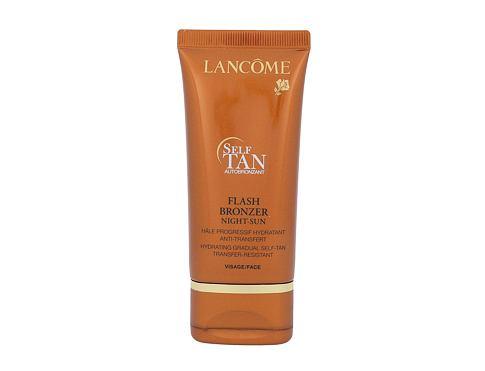 Lancome Flash Bronzer Night-Sun 50 ml samoopalovací přípravek pro ženy