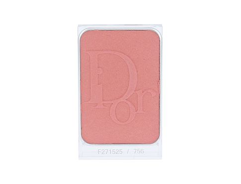 Christian Dior Diorblush 7 g tvářenka Tester 756 Rose Chérie pro ženy