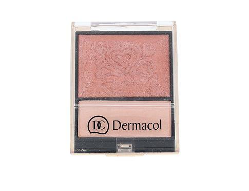 Dermacol Blush & Illuminator 9 g tvářenka 2 pro ženy