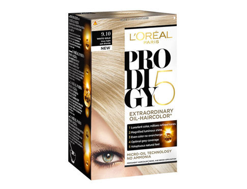 L´Oréal Paris Prodigy 1 ks barva na vlasy Poškozená krabička 4.15 Sienna pro ženy
