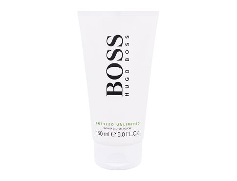 HUGO BOSS Boss Bottled Unlimited 150 ml sprchový gel pro muže