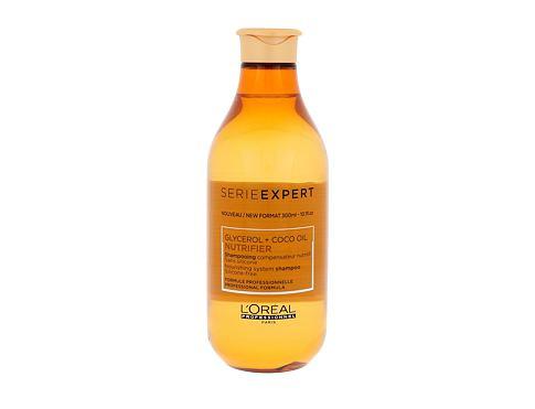 L´Oréal Professionnel Série Expert Nutrifier 300 ml šampon pro ženy