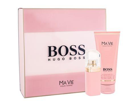 HUGO BOSS Boss Ma Vie Pour Femme EDP dárková sada pro ženy - EDP 30 ml + tělové mléko 100 ml