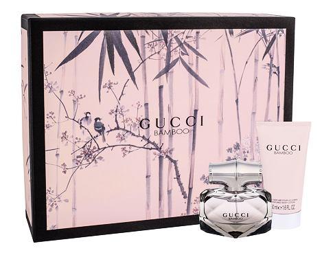 Gucci Gucci Bamboo EDP dárková sada pro ženy - EDP 30 ml + tělové mléko 50 ml