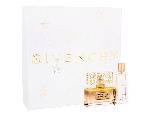 Givenchy Dahlia Divin Le Nectar de Parfum EDP dárková sada pro ženy - EDP 50 ml + EDP 15 ml