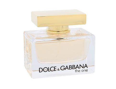 Dolce&Gabbana The One 75 ml EDP Poškozená krabička pro ženy
