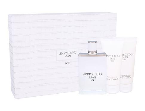 Jimmy Choo Jimmy Choo Man Ice EDT dárková sada pro muže - EDT 100 ml + balzám po holení 100 ml