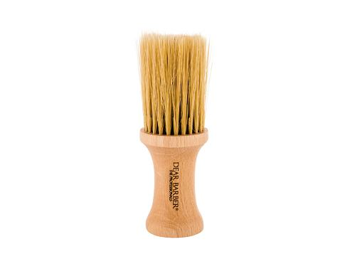 Kartáč na vousy DEAR BARBER Brushes Neck Brush With Horsehair 1 ks