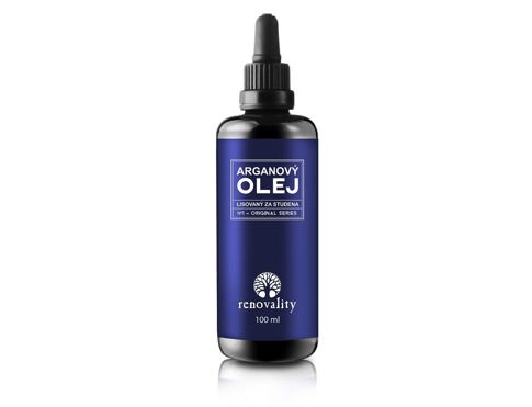 Tělový olej Renovality Original Series Argan Oil 100 ml