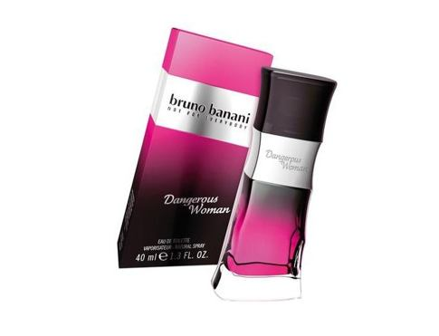 Bruno Banani Dangerous Woman 40 ml EDT pro ženy
