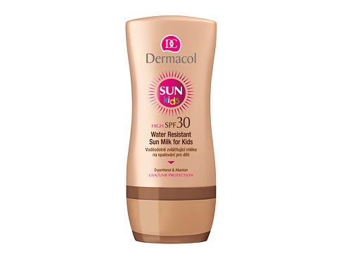 Dermacol Sun SPF30 200 ml opalovací přípravek na tělo voděodolná unisex