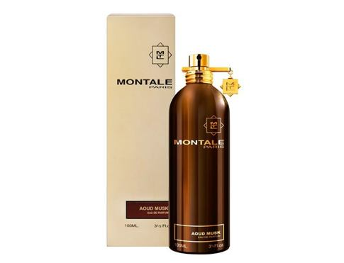 Montale Paris Aoud Musk 100 ml EDP unisex
