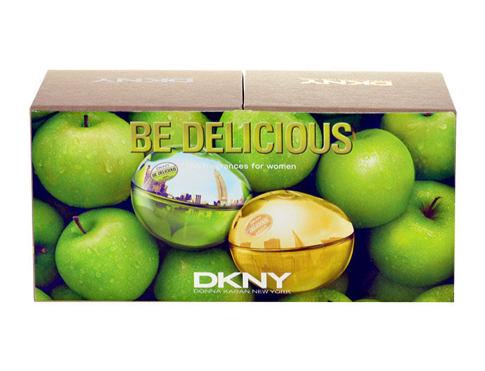 DKNY DKNY Be Delicious EDP dárková sada pro ženy - EDP 30 ml + EDP Golden Delicious 30 ml