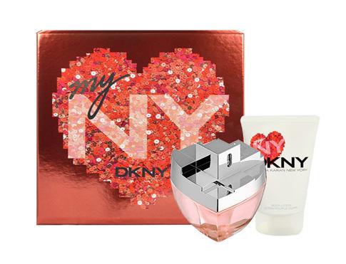 DKNY DKNY My NY EDP dárková sada pro ženy - EDP 50 ml + tělové mléko 100 ml