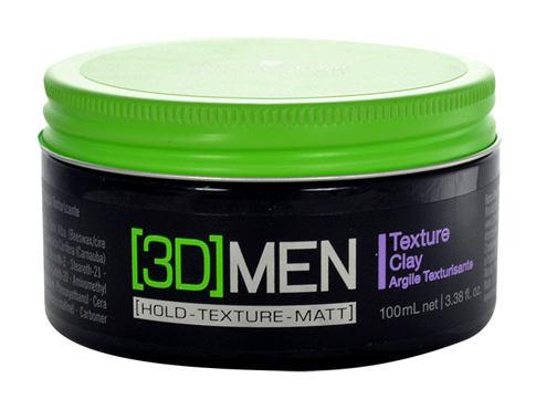 Schwarzkopf 3DMEN Texture Clay 100 ml pro definici a tvar vlasů pro muže