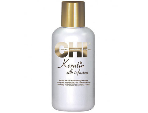 Farouk Systems CHI Keratin Silk Infusion 15 ml olej a sérum na vlasy pro ženy