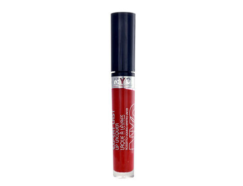 Rtěnka NYC New York Color Expert Last Lip Lacquer 3,7 ml 201 Lincoln Square Love Affair