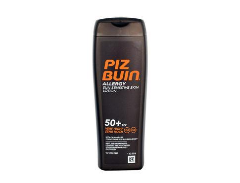 PIZ BUIN Allergy Sun Sensitive Skin Lotion SPF50 200 ml opalovací přípravek na tělo pro ženy