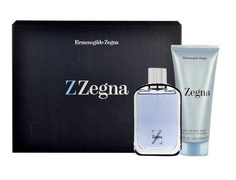 Ermenegildo Zegna Z Zegna EDT dárková sada pro muže - EDT 50 ml + sprchový gel 100 ml