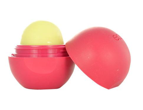 EOS Organic 7 g balzám na rty Pomegranate Raspberry pro ženy