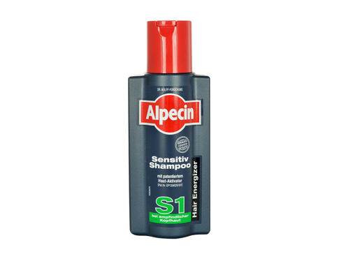 Alpecin Sensitive Shampoo S1 250 ml šampon pro muže