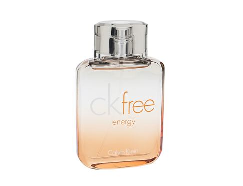 Calvin Klein CK Free Energy 50 ml EDT pro muže