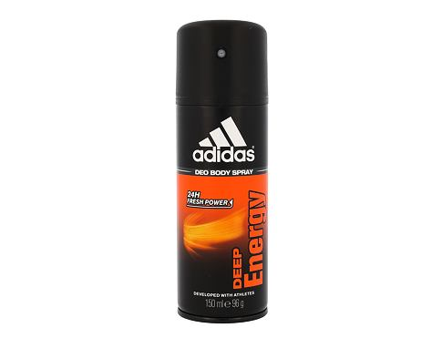 Adidas Deep Energy 24H 150 ml deodorant Deospray pro muže