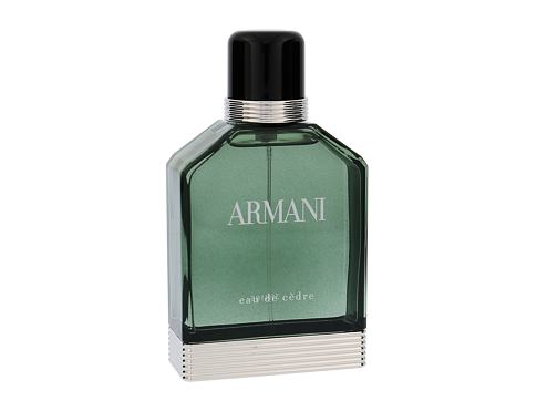 Giorgio Armani Eau de Cedre 100 ml EDT pro muže