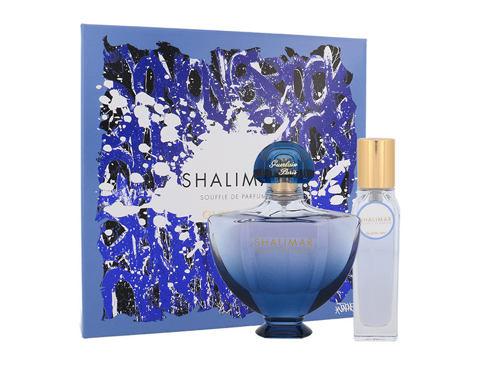Guerlain Shalimar Souffle de Parfum EDP dárková sada pro ženy - EDP 50 ml + EDP 15 ml