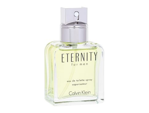 Calvin Klein Eternity For Men 50 ml EDT pro muže