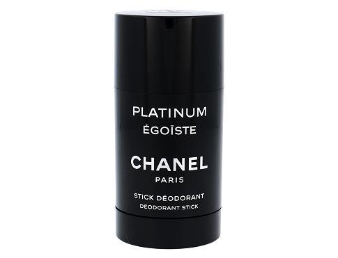 Chanel Platinum Egoiste Pour Homme 75 ml deodorant Deostick pro muže