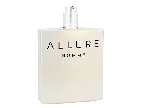 Chanel Allure Homme Edition Blanche 100 ml EDP Tester pro muže