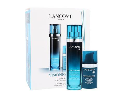 Lancome Visionnaire Advanced Skin Corrector pleťové sérum dárková sada pro ženy - pleťové sérum 30 ml + oční pleťová péče Visionnaire Yeux Eye On Correction 15 ml